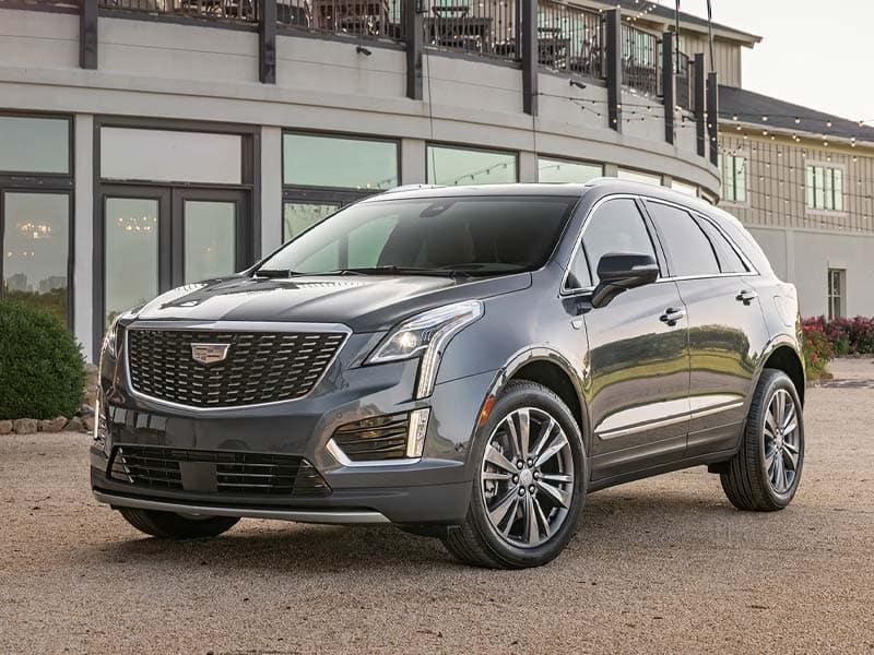 2021 Cadillac XT5 Trim Levels