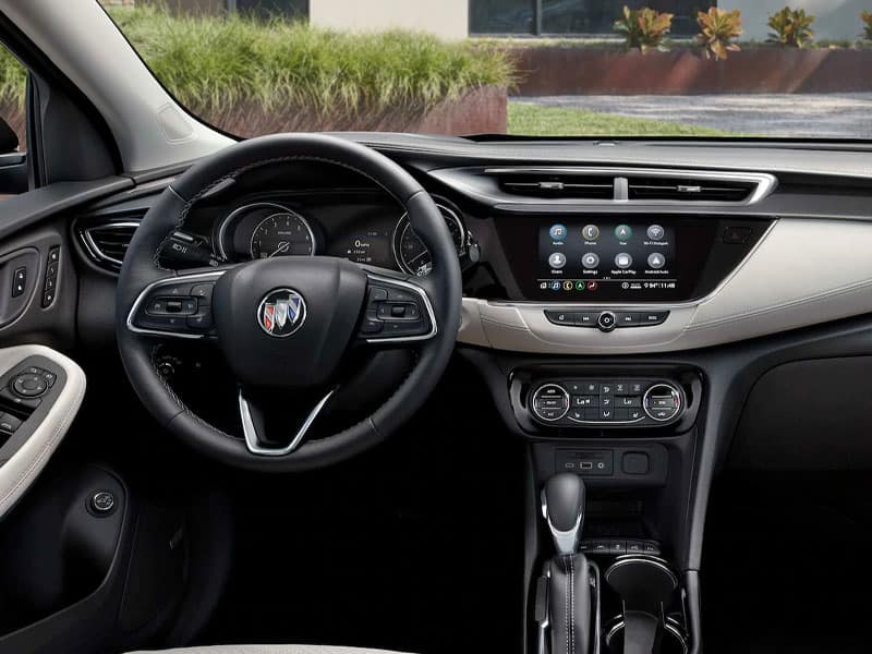 2021 Buick Encore GX Features and Equipment