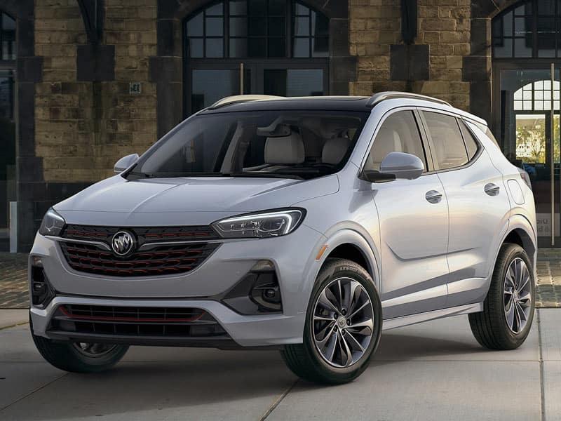 2021 Buick Encore GX Powertrain and Fuel Economy