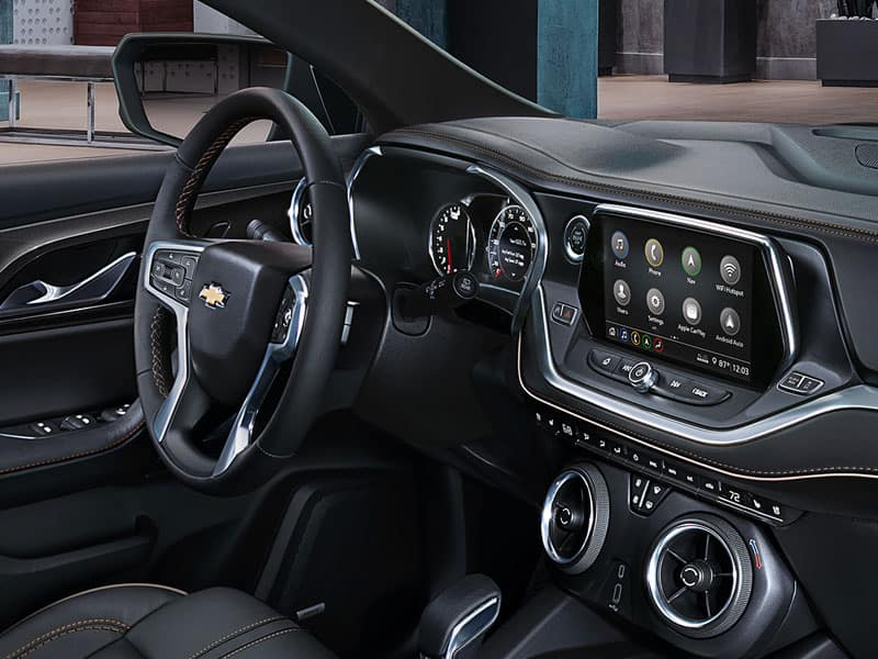 2021 Chevrolet Blazer Features and Equipment