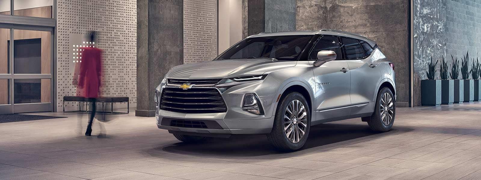 Buy new 2021 Chevrolet Blazer in Stanleytown Virginia