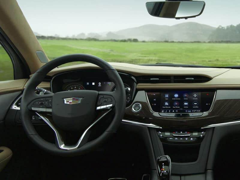 2021 Cadillac XT6 Features and Equipment