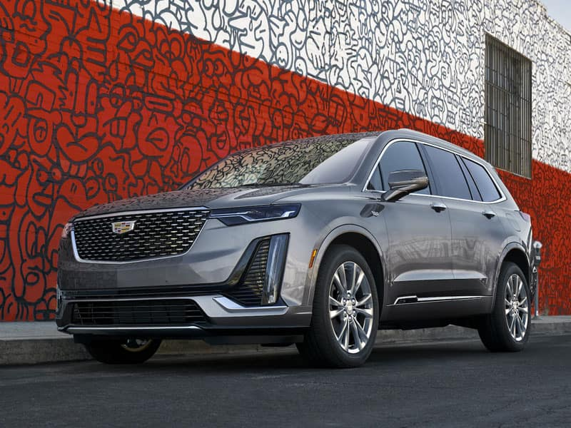 2021 Cadillac XT6 Trim Levels and Styling