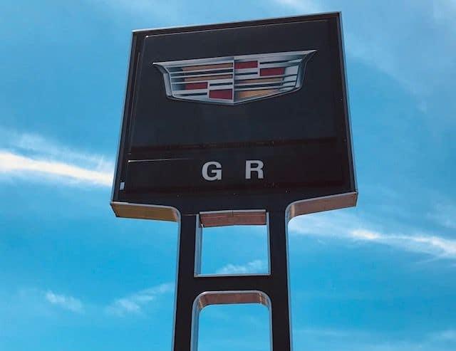 GR Cadillac