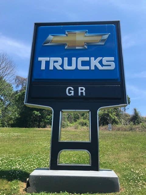 GR Chevrolet Trucks
