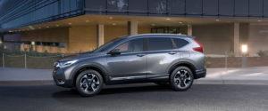 2017 Honda CR-V AWD Exterior Side Profile