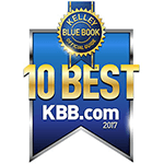 KBB.com 10 Most Awarded Cars of 2017