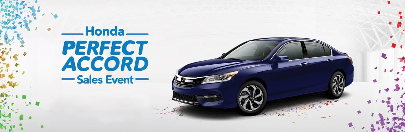 Hampton Roads Honda Perfect Accord Sales Event
