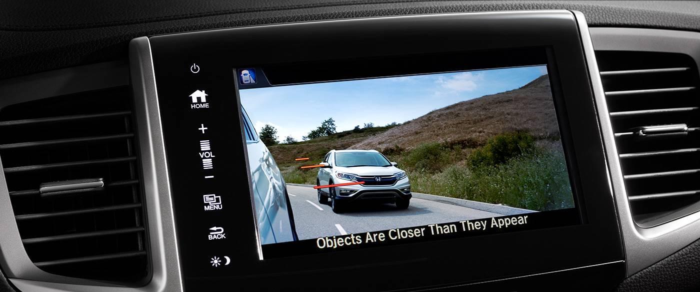 Honda Pilot Rearview Camera