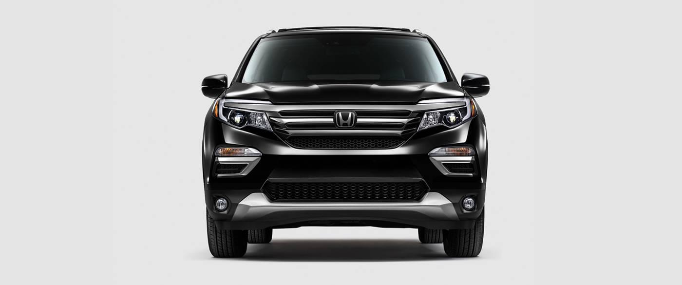 Honda Pilot Front View