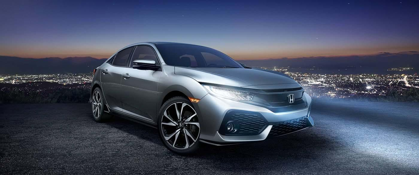 Honda Civic Hatchback Headlights