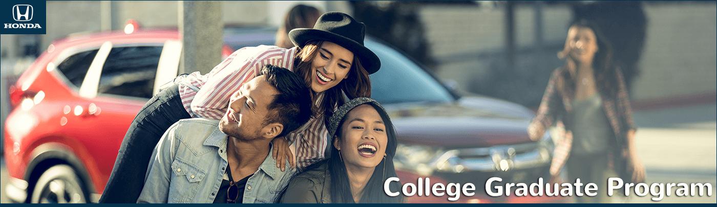 Hampton Roads Honda Dealers College Graduate Program