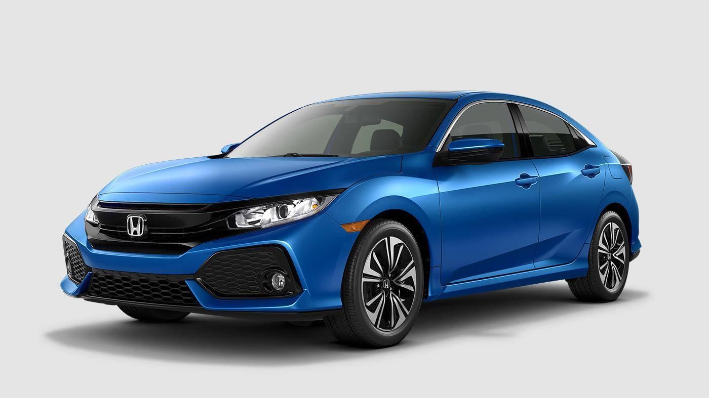 Honda Civic Hatchback EX-L with Navi