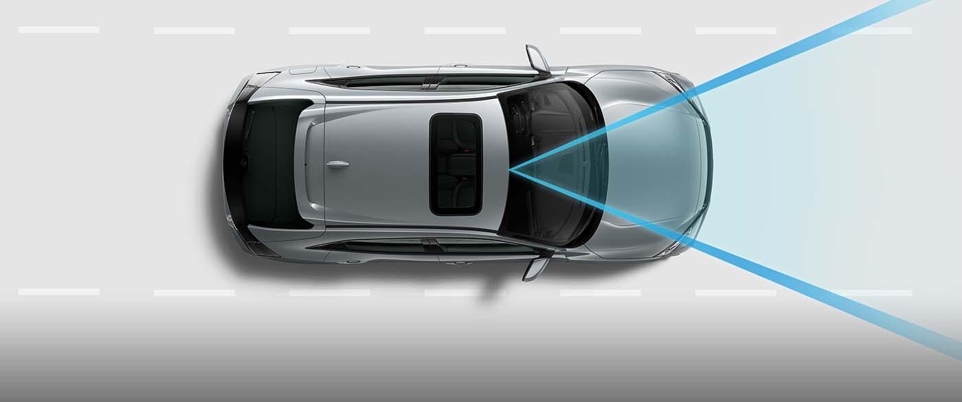 Honda Civic Hatchback Lane Keeping Assist
