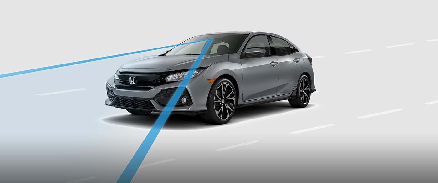 The Trim Levels of the 2017 Honda Civic Hatchback
