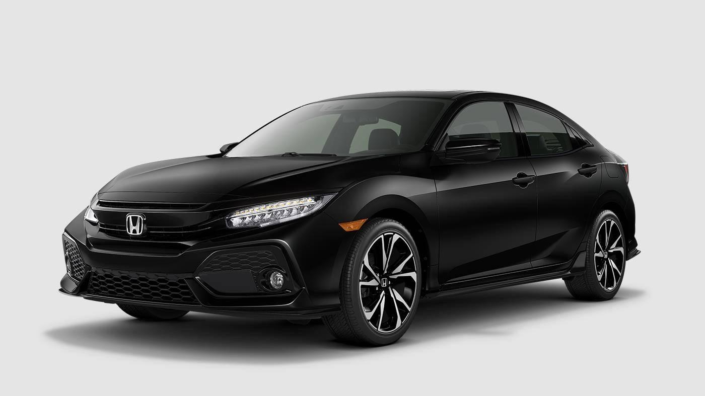 the trim levels of the 2017 honda civic hatchback. Black Bedroom Furniture Sets. Home Design Ideas