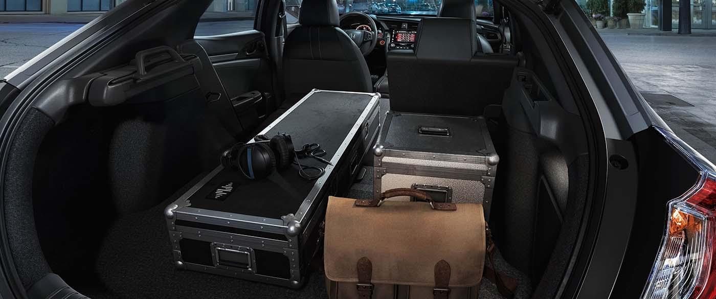 2017 Honda Civic Hatchback Cargo