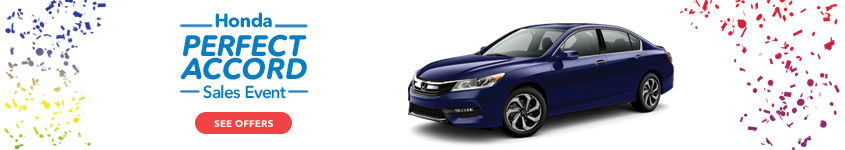 Hampton Roads Honda Perfect Accord Sales Event