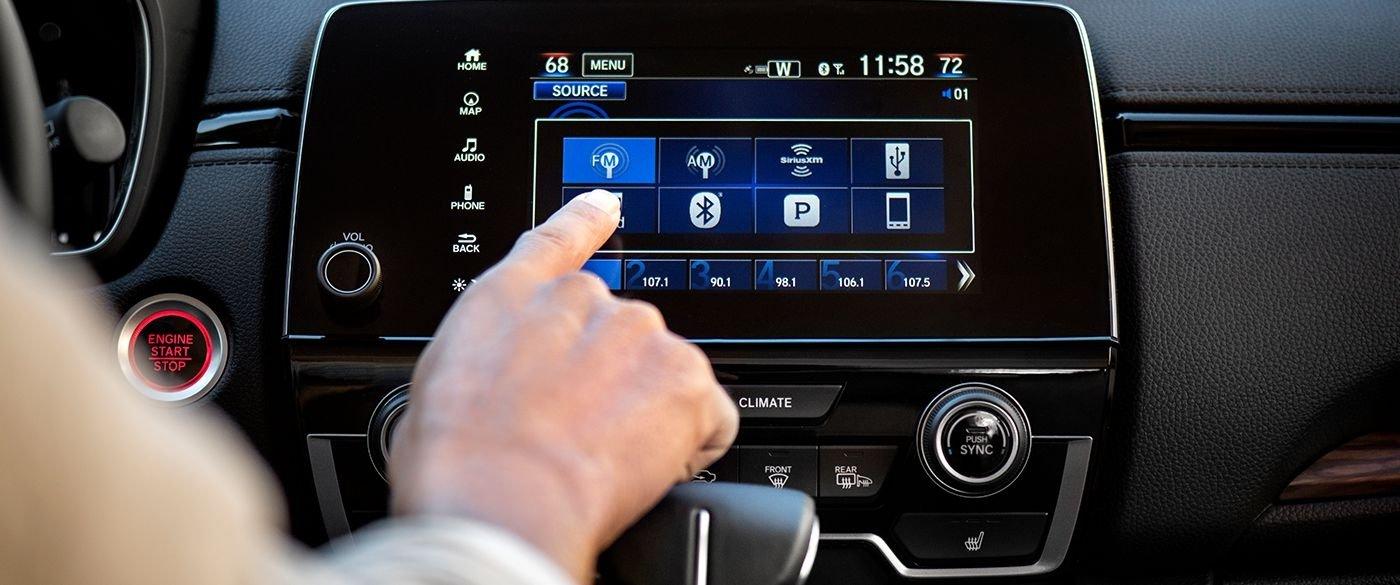 2017 Honda CR-V 7 inch Display Screen