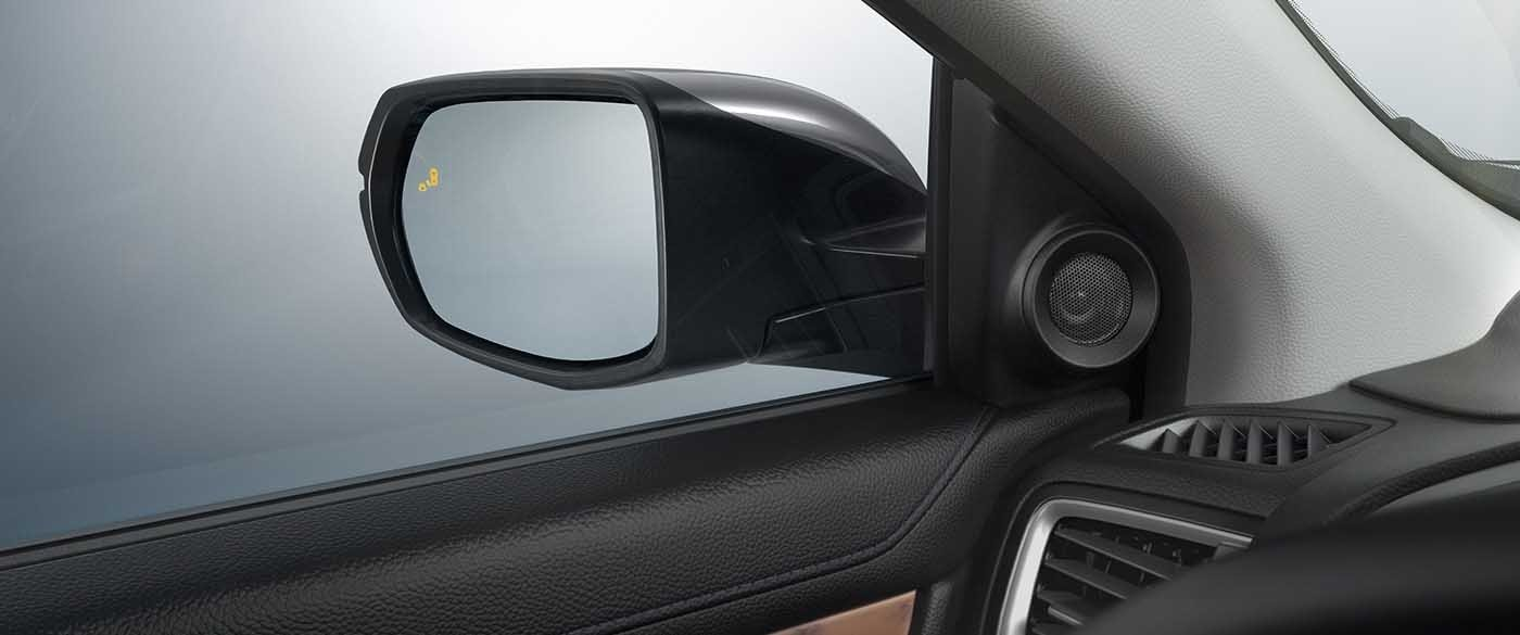 2017 Honda CR-V Blind Spot System