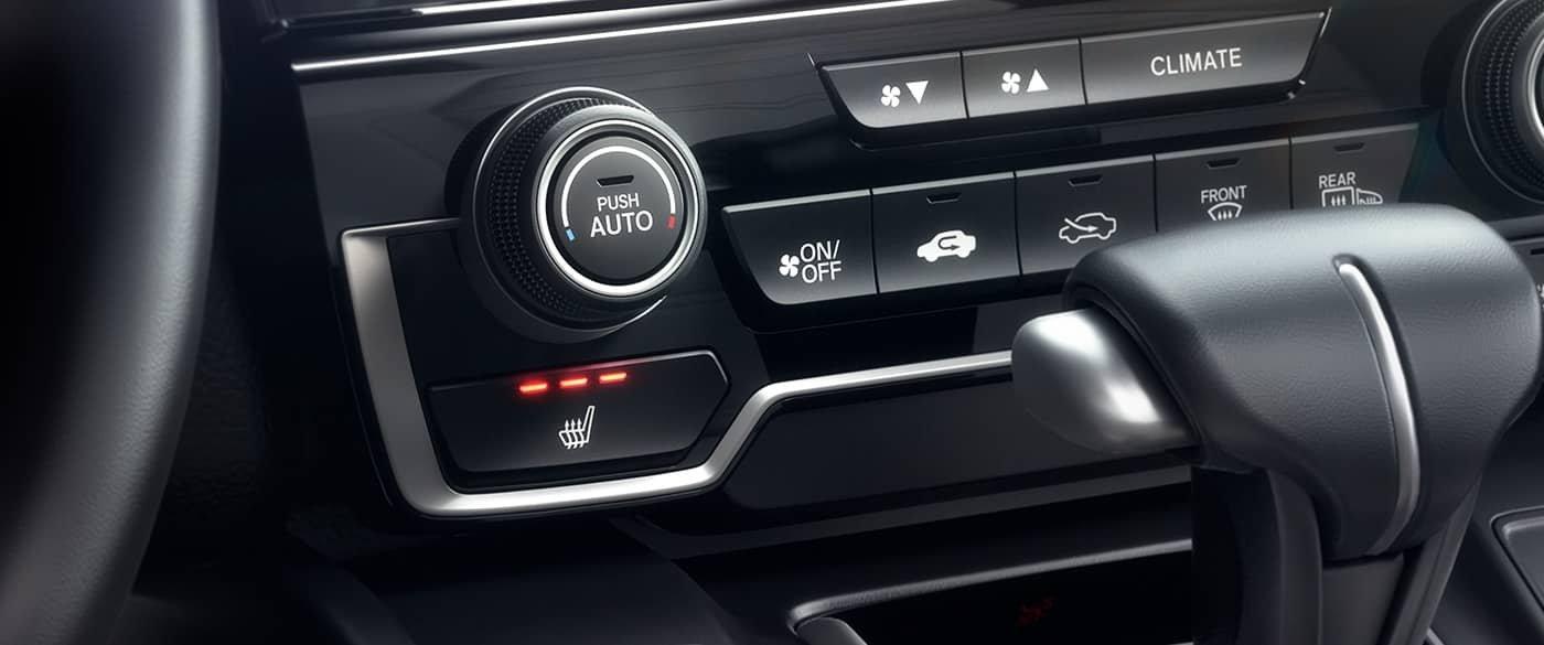 2017 Honda CR-V Heated Front Seats