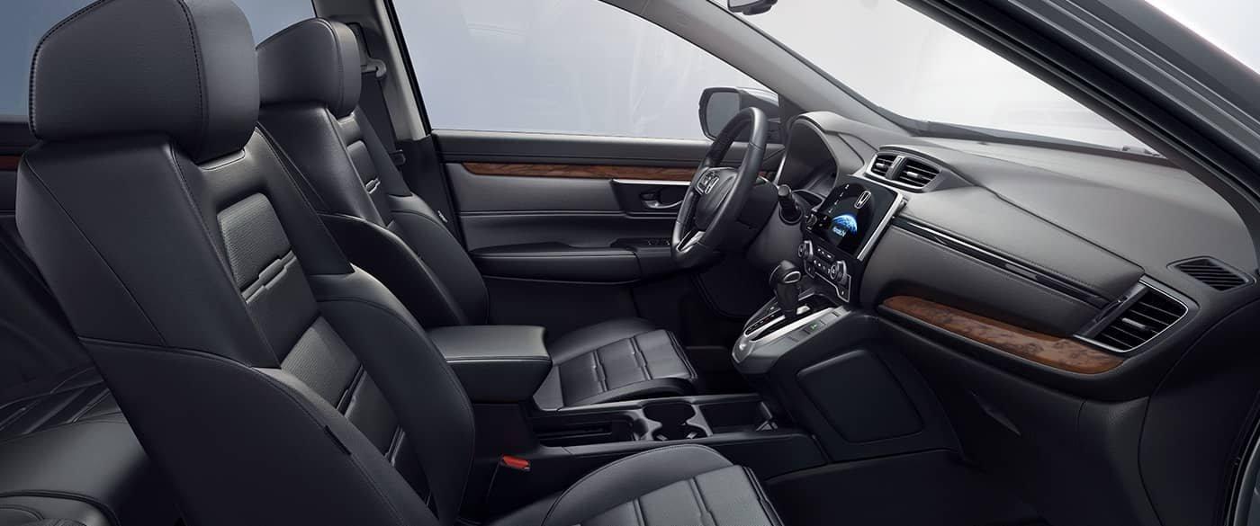 2017 Honda CR-V Leather Seating