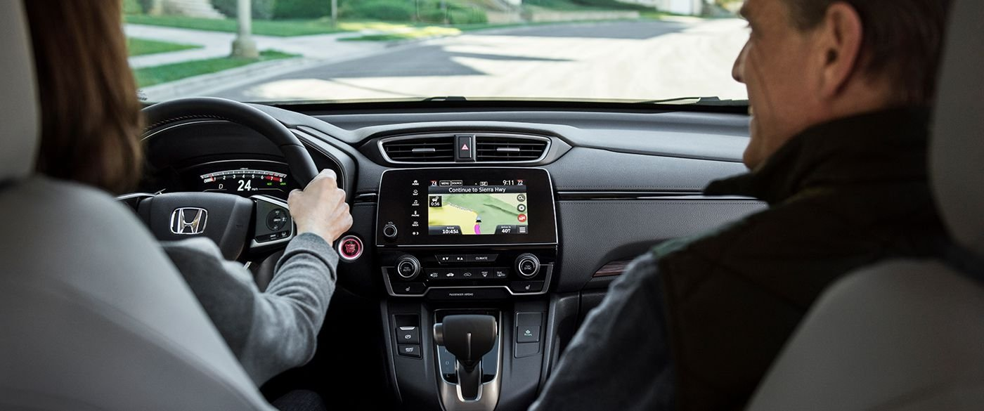 2017 Honda CR-V Navigation
