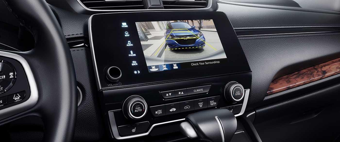 2017 Honda CR-V Rearview Camera