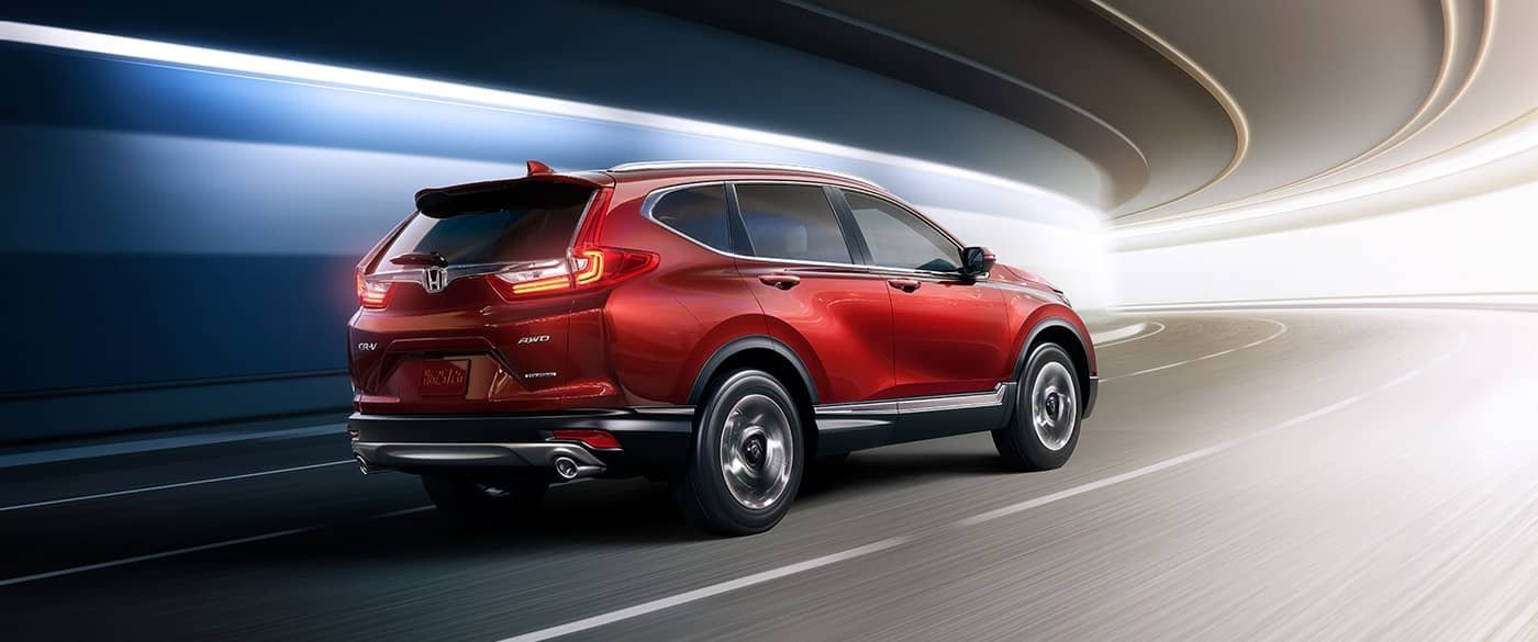 2017 Honda CR-V Stability Assist