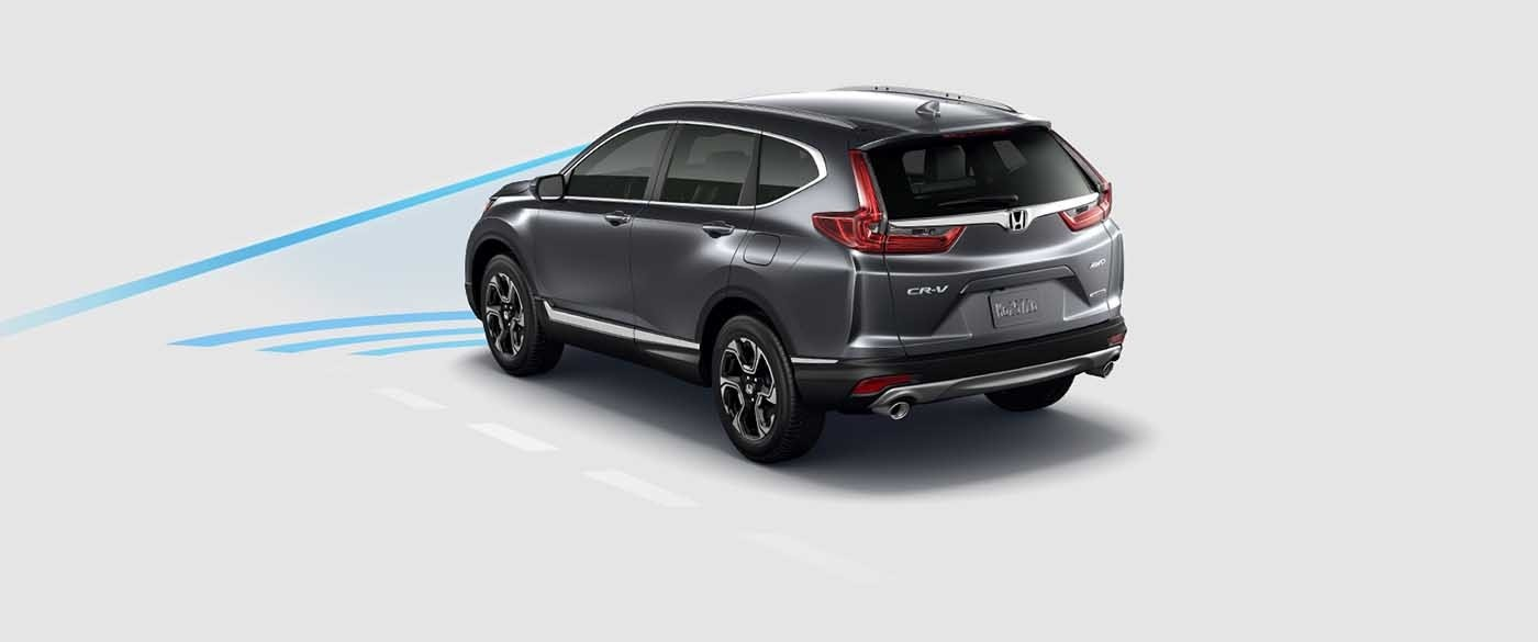 2017 Honda CR-V Collision Mitigtation Braking System