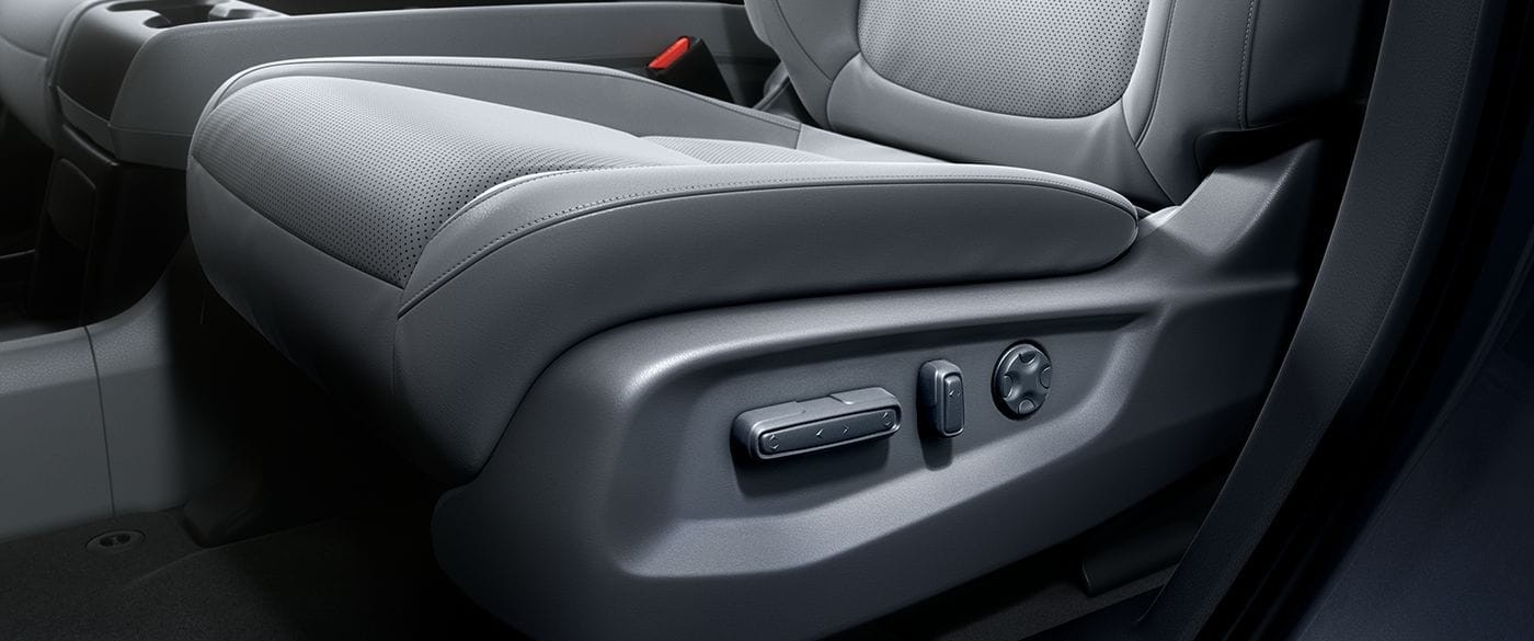 2018 Honda Odyssey 12 Way Power Seats