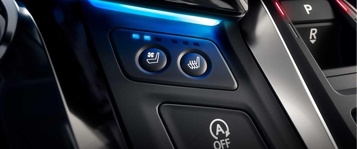 2018 Honda Odyssey Heated Seats