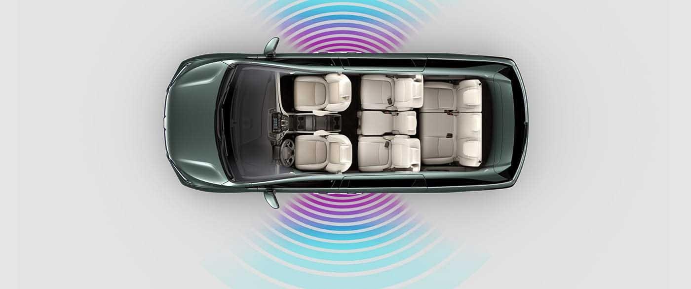 2018 Honda Odyssey Mobile Hotspot