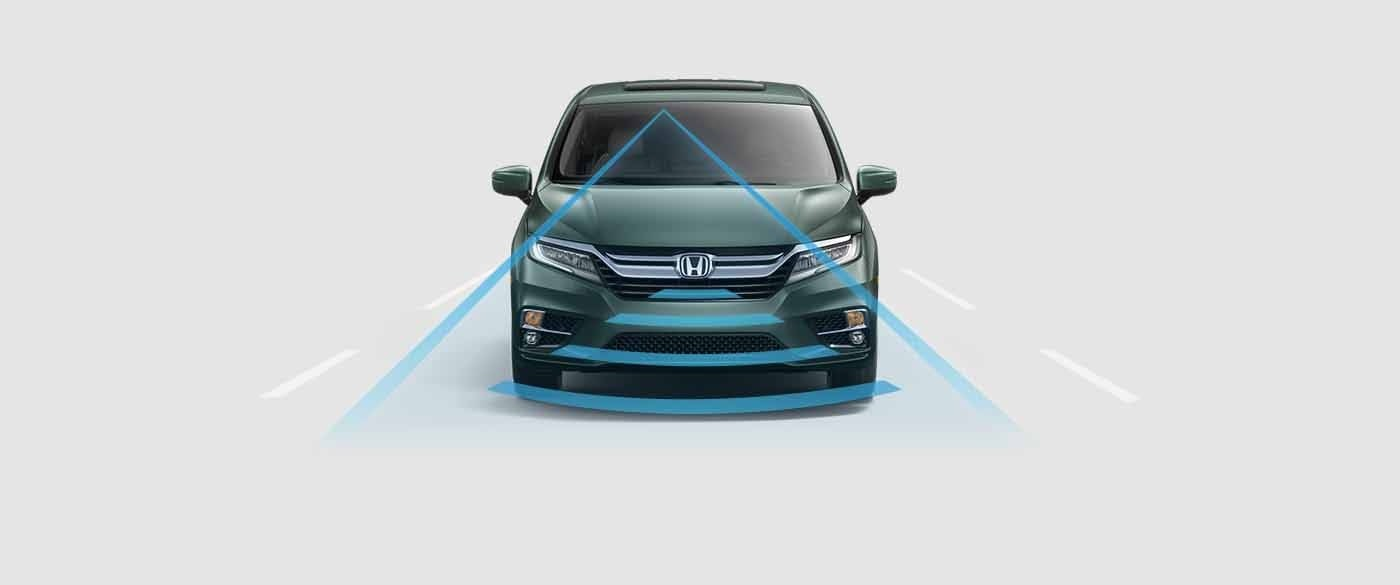 Honda Odyssey Adaptive Cruise Control