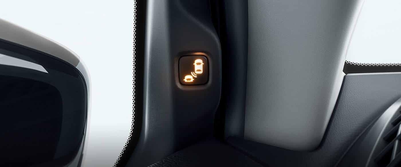 Honda Odyssey Blind Spot Monitoring System