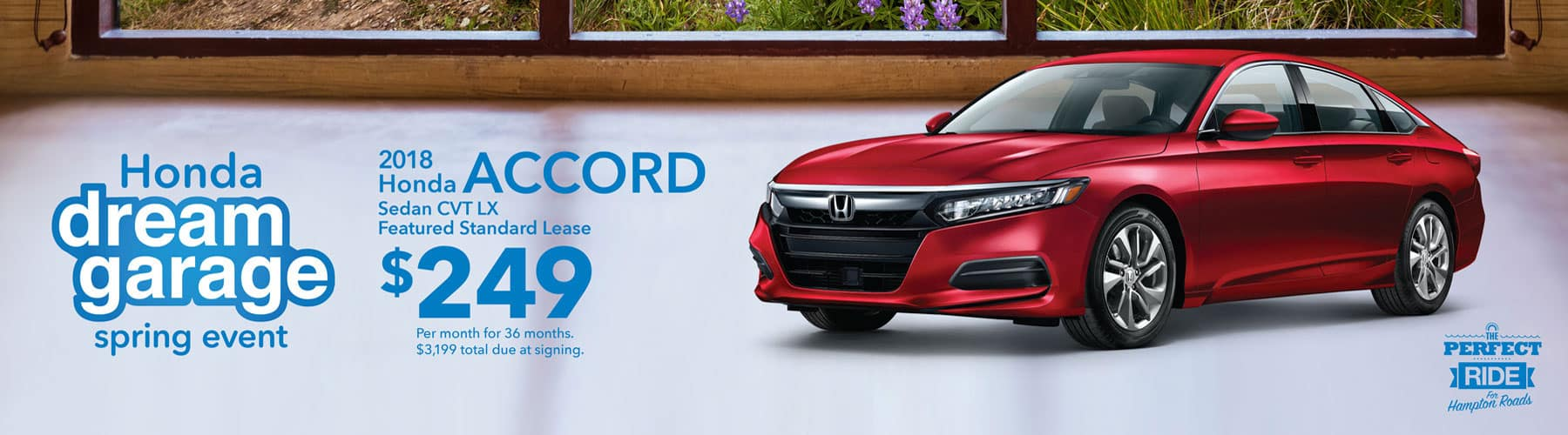 Hampton Roads Honda Dream Garage Spring Event 2018 Honda Accord