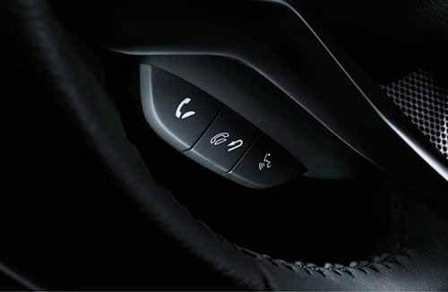 Honda HR-V Bluetooth Controls