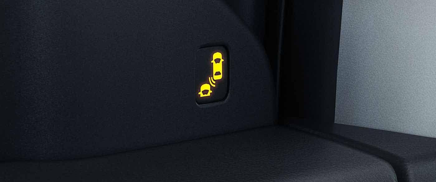 Honda Ridgeline Blind Spot Monitoring