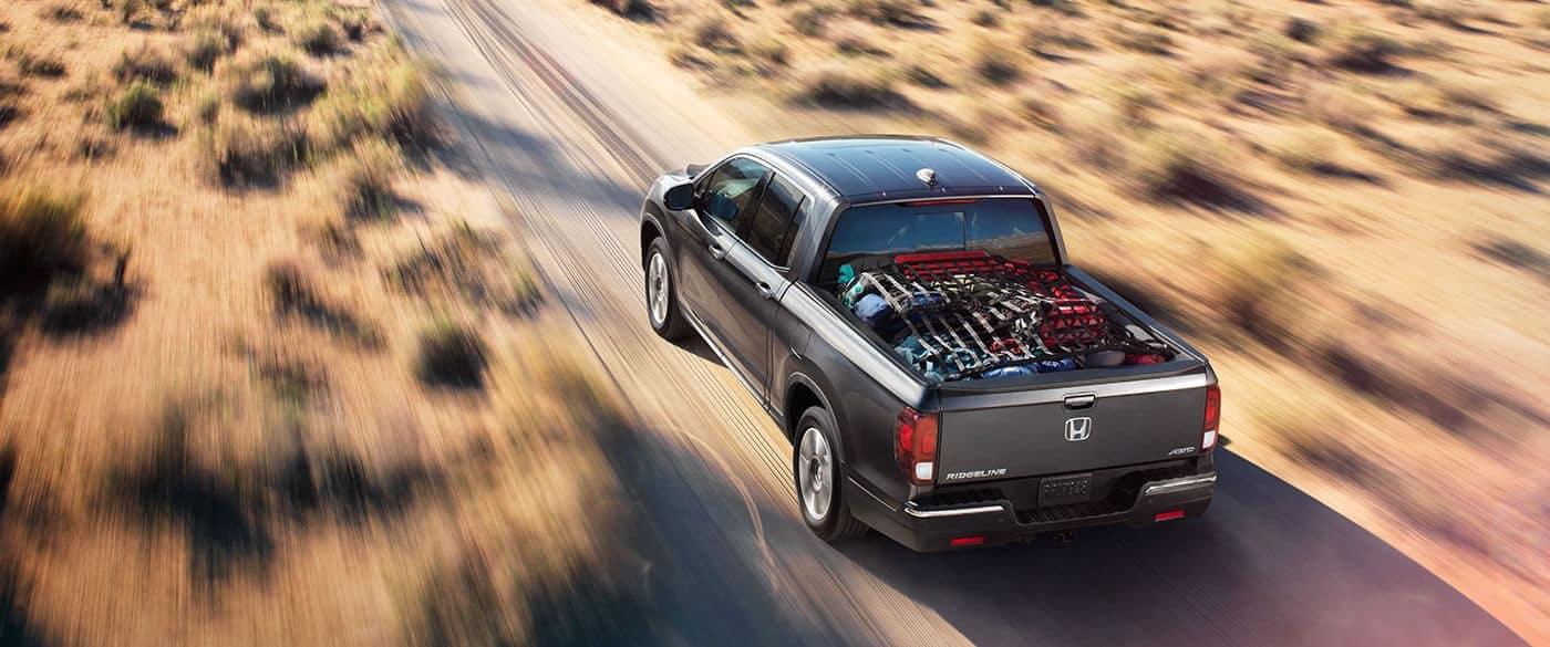 Honda Ridgeline Milage