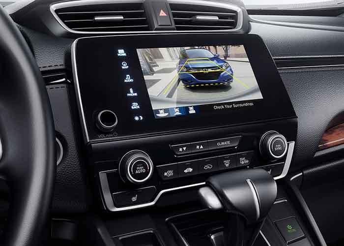 2018 Honda CR-V Rearview Camera