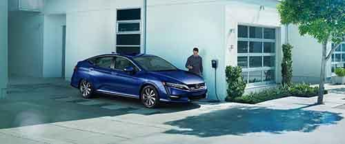 2018 Honda Clarity Electric