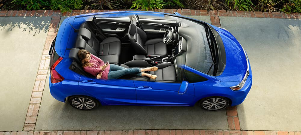 2018 Honda Fit Space