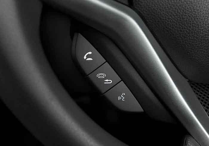 Honda Fit Bluetooth Controls