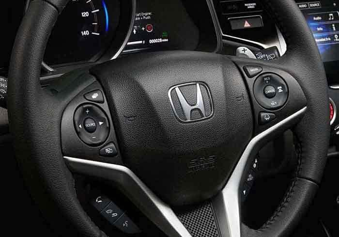 Honda Fit Steering Wheel