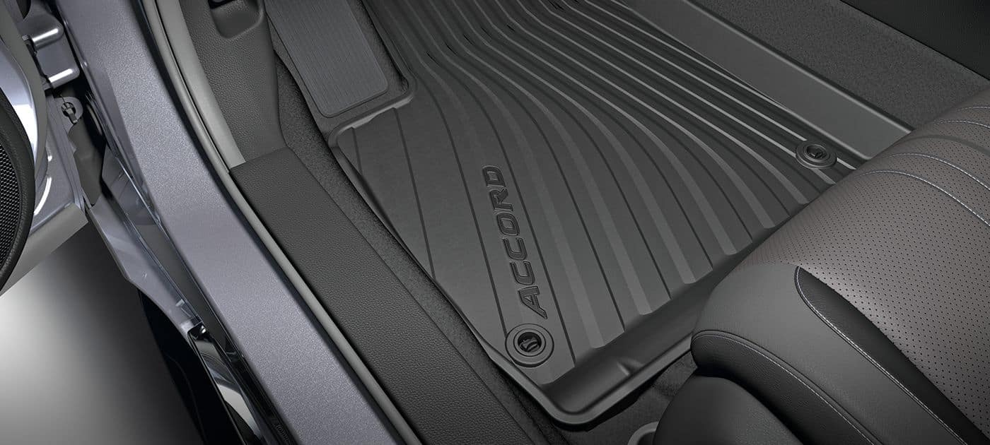 2018 Honda Accord Floor Mats