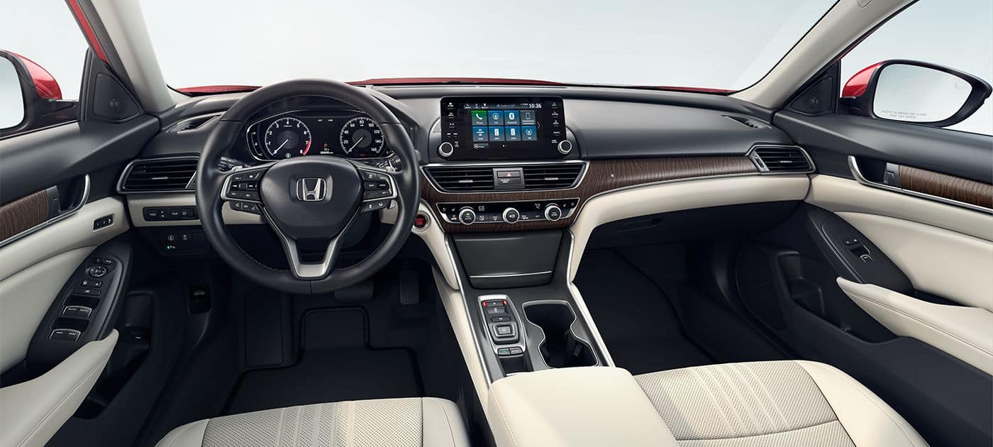 2018 Honda Accord Heated Steering Wheel