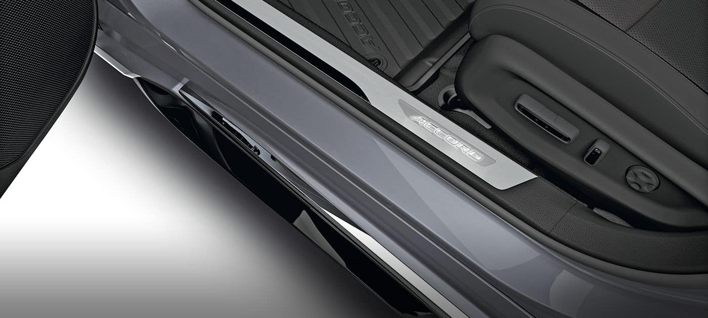 2018 Honda Accord Illminated Door