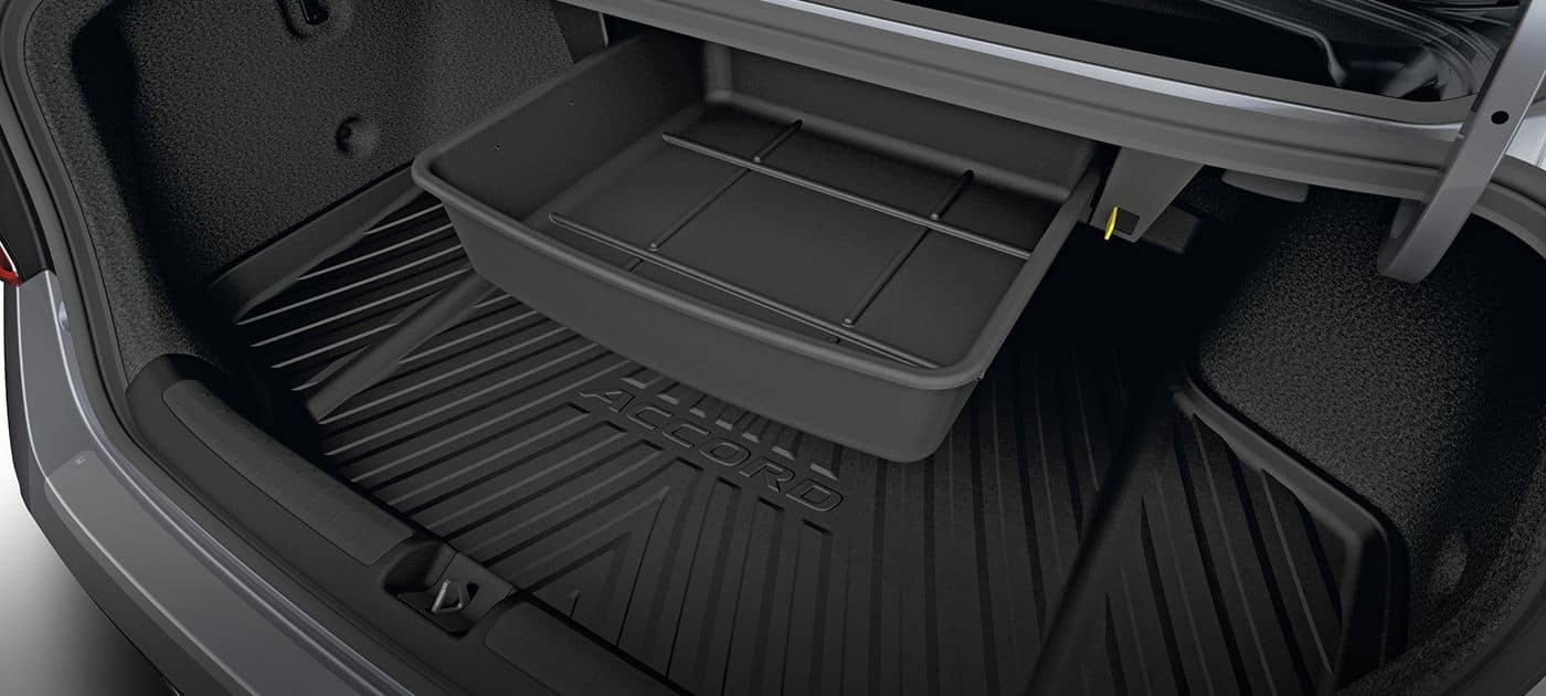 2018 Honda Accord Trunk Drawer