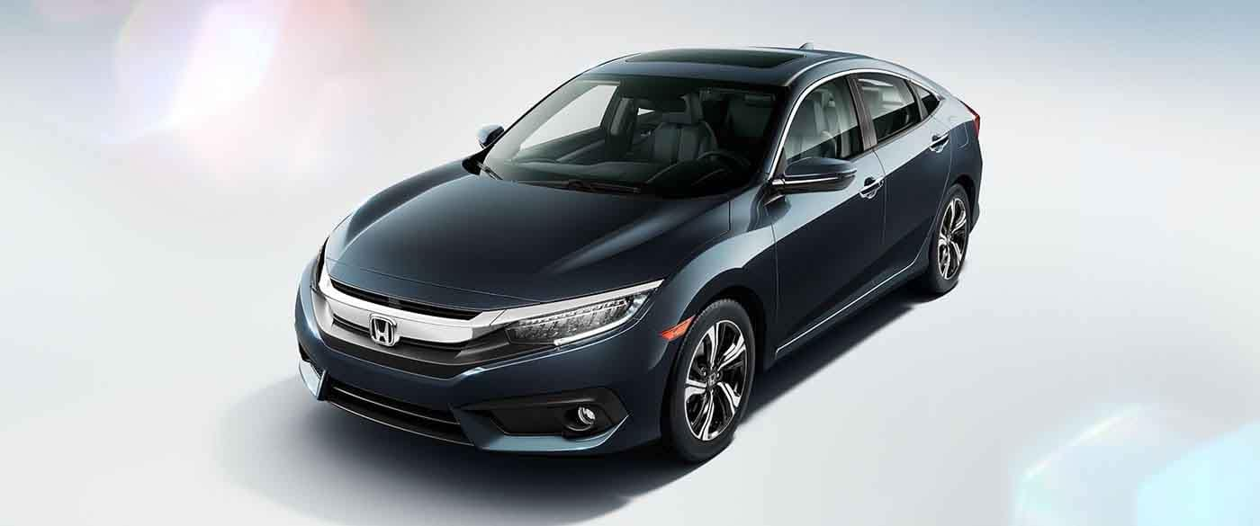 2018 Honda Civic Sedan Body Structure