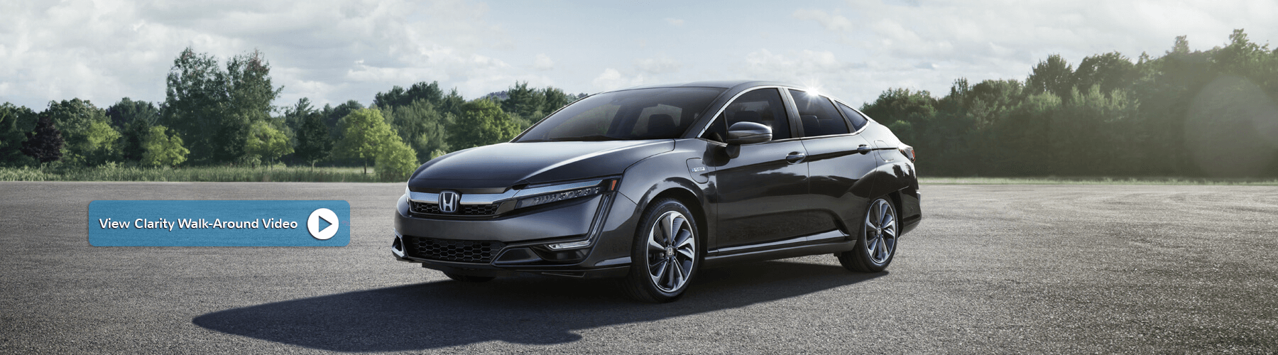 2018 Honda Clarity Plug-In Hybrid Banner